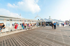 Brighton Pier Royalty Free Stock Photography
