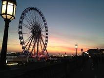Brighton pircarrusel Fotografering för Bildbyråer