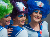 Brighton Pride stock photography