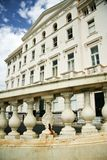 Brighton regency architecture england Stock Image