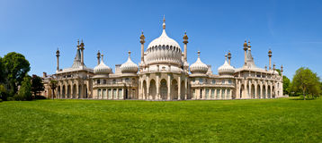 Brighton Royal Pavilion fotografia stock