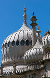 Brighton Royal Pavilion. Very interesting architecture of the Royal Pavilion in Brighton (UK Stock Photos