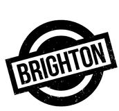 Brighton rubber stamp Stock Photography