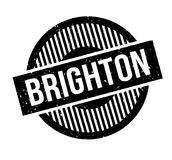 Brighton rubber stamp Royalty Free Stock Image