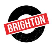 Brighton rubber stamp Royalty Free Stock Photos