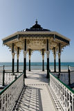 Brighton's Bandstand Stock Photography