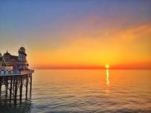 Brighton-Santorini Lizenzfreies Stockfoto
