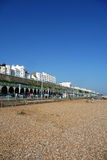 Brighton Seafront Royalty Free Stock Images