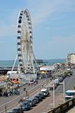 Brighton Seafront inglaterra Fotos de archivo
