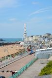 Brighton Seafront l'angleterre image stock