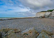 Brighton Seaside Rocks imagem de stock royalty free