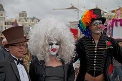 Brighton-Stolz 2010 Lizenzfreie Stockfotografie