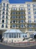 Brighton-Strand-Unterkunft Lizenzfreie Stockfotografie