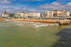 Brighton, Sussex orientale, Regno Unito fotografia stock libera da diritti