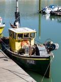 BRIGHTON, SUSSEX/UK - 24 DE MAYO: Opinión Brighton Marina en brillante Foto de archivo libre de regalías