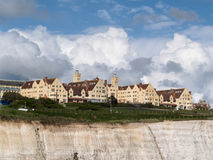 BRIGHTON, SUSSEX/UK DEL ESTE - 24 DE MAYO: Vista de la escuela de Roedean cerca Imagen de archivo
