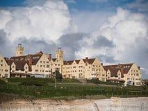 BRIGHTON, SUSSEX/UK DEL ESTE - 24 DE MAYO: Vista de la escuela de Roedean cerca Fotografía de archivo