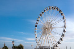 BRIGHTON, SUSSEX/UK - JANUARY 27 : Ferris Wheel in Brighton on j Royalty Free Stock Photography