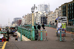 Brighton, Sussex, UK. Royalty Free Stock Photos