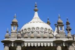 1762 Brighton urodzonej George iii iv starych pawilonów nocy pałacu księcia królewskiego syna sfotografował Wales obrazy stock
