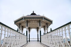 Brighton Victorian bandstand  Royalty Free Stock Image