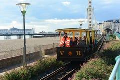 Brighton Volks Eisenbahn stockfotografie