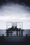 Brighton West Pier, England, UK Stock Image