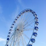 Brighton Wheel Royaltyfria Bilder