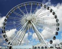 Brighton Wheel fotografia stock libera da diritti