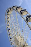 Brighton Wheel close up. Sussex. England Royalty Free Stock Photos