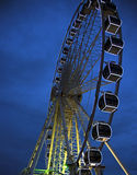 Brighton Wheel of Excellence. At Night Royalty Free Stock Images