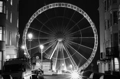 Brighton Wheel Stock Photo