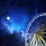 Brighton wheel Stock Photography