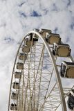 Brighton Wheel on Seafront. England Royalty Free Stock Images