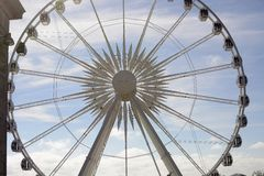 Brighton Wheel. Sussex. England Stock Image