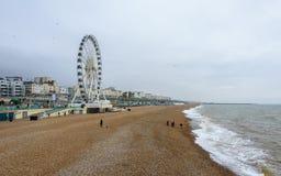 The Brighton Wheel in UK Royalty Free Stock Image