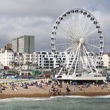The Brighton Wheel Royalty Free Stock Photos
