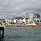 The Brighton Wheel Stock Image