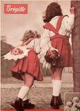 Brigitte 1953 Mädchen Stock Images
