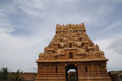 Brihadeeswarar Big Temple royalty free stock image