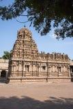 Brihadishvara świątynia UNESCO światowego dziedzictwa miejsce znać jako Wielkie Żywe Chola świątynie, Thanjavur, tamil nadu, Indi fotografia royalty free