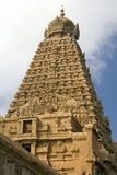 Brihadishvara Temple - Thanjavur - India Royalty Free Stock Photography