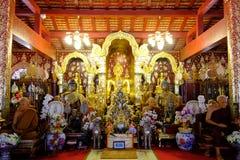 Brihadishwara del lanka de Tailandia Bangkok del templo imagen de archivo libre de regalías