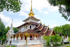 Brihadishwara do lanka de Tailândia Banguecoque do templo Fotos de Stock Royalty Free