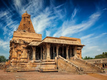 Brihadishwara Temple, Tanjore Royalty Free Stock Photo