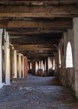 Briighella Равенна, Италия: через degli Asini Стоковое фото RF