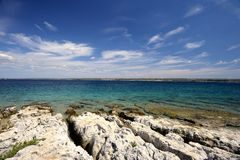 Brijuni National Park (Croatia) Royalty Free Stock Photo