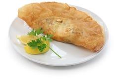 Brik, Tunesisch voedsel Stock Foto