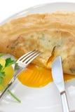 Brik, Tunisian Food Stock Image
