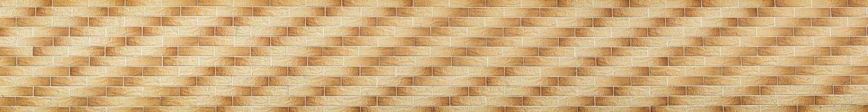 Briks ściany tekstura Fotografia Stock